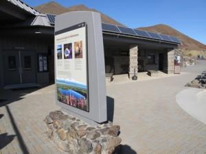 Eielson Visitor Center