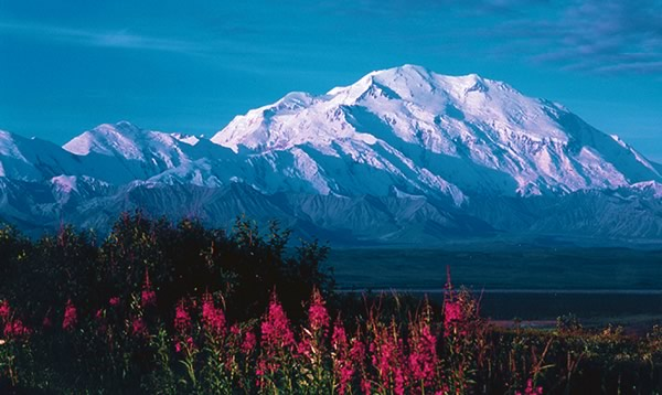Mt. McKinley, Denali National Park