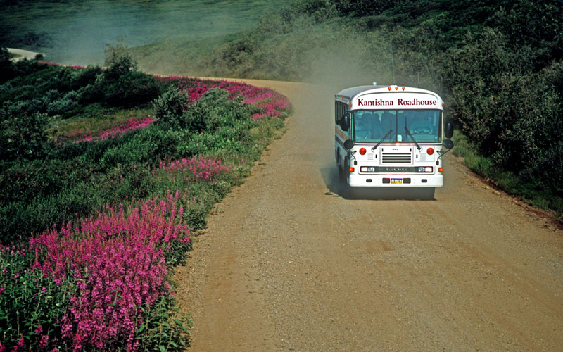 How the National Park Service Prepares Denali Park Road Every Spring